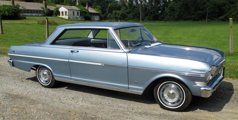 1963 Chevrolet Nova Connors Motorcar Company