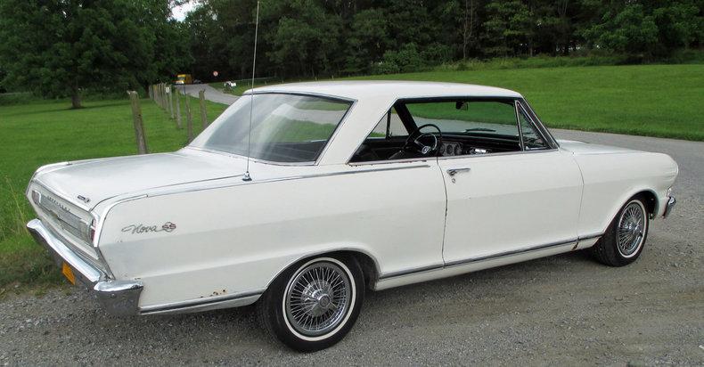 1965 1965 Chevrolet Nova For Sale