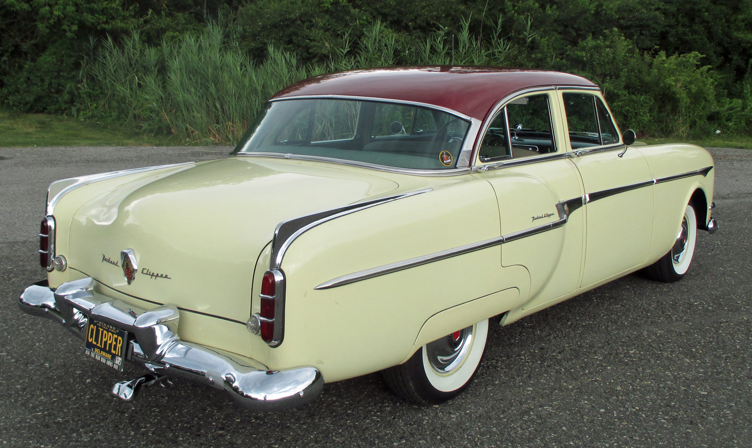 1953 Packard Clipper Connors Motorcar Company