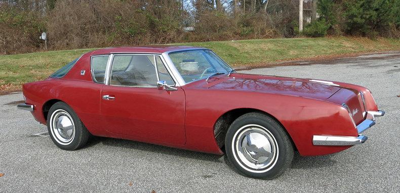1963 1963 Studebaker Avanti For Sale
