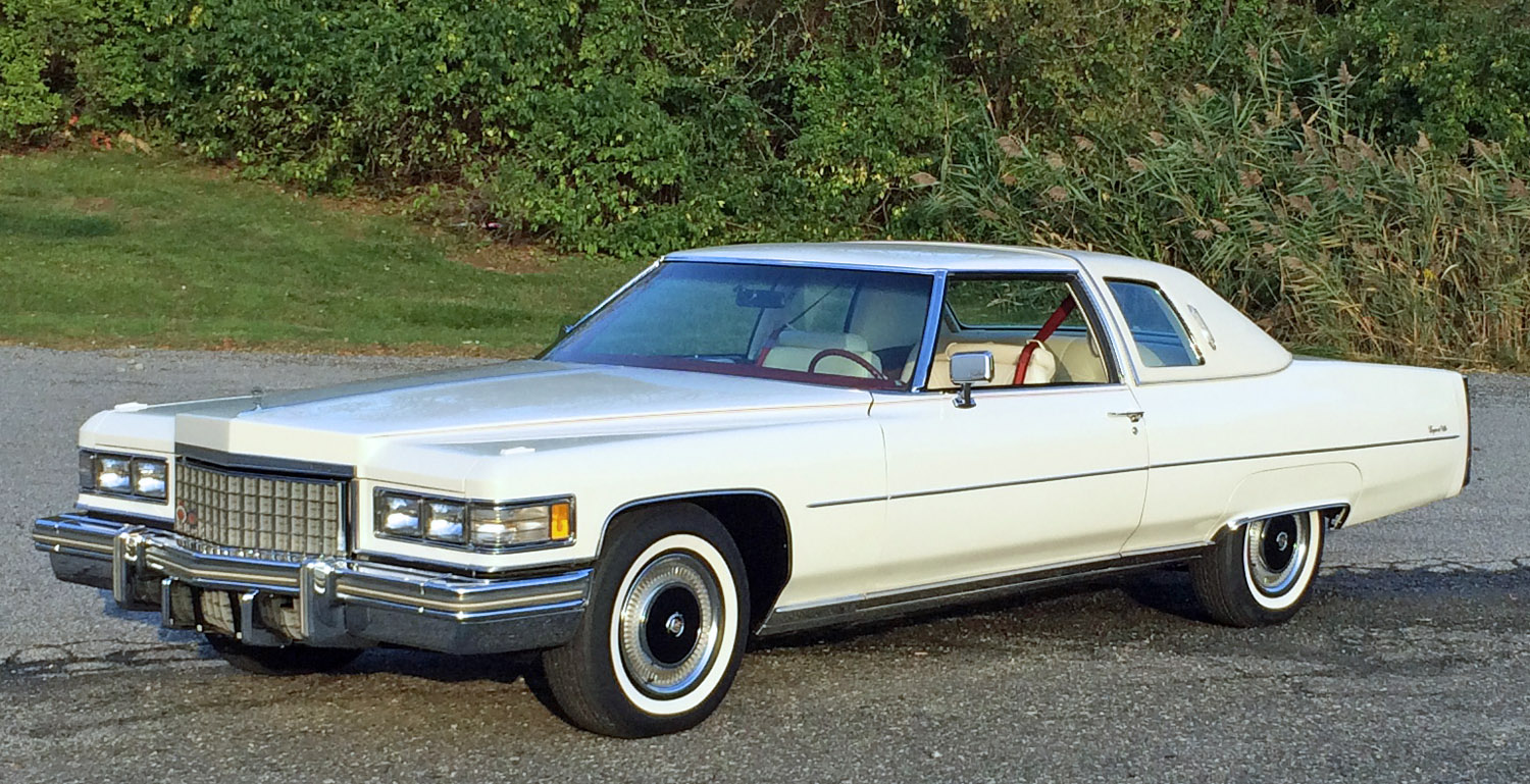 1976 cadillac coupe deville connors motorcar company. Cars Review. Best American Auto & Cars Review