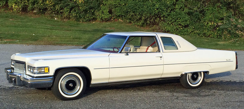 1976 1976 Cadillac Coupe DeVille For Sale