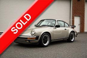 1984 1984 Porsche 911 For Sale