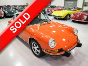 1973 1973 Porsche 911 For Sale