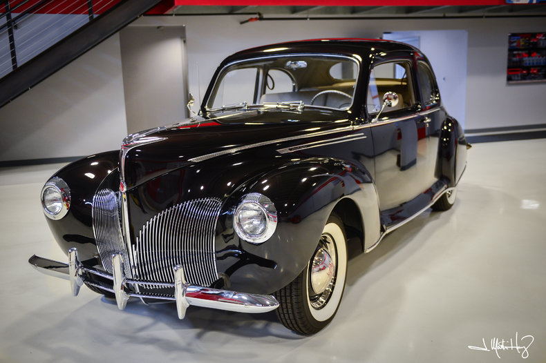 1940 Lincoln Zephyr 5W