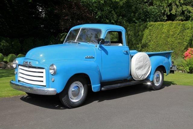1951 GMC 5