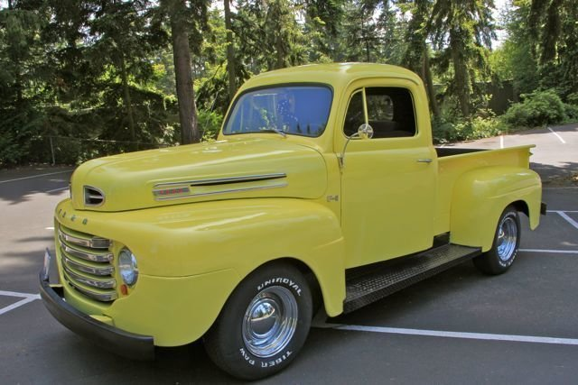 1950 Ford 302