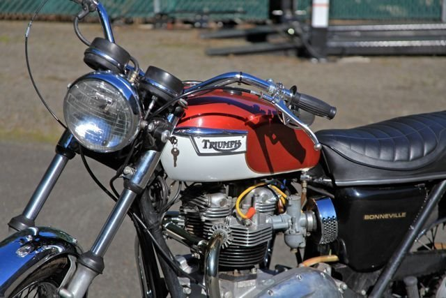 1978 Triumph T