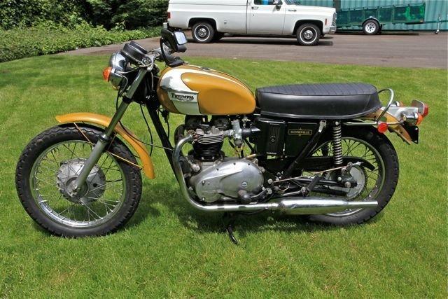 1972 Triumph 650