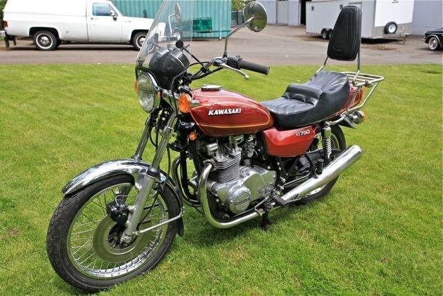 1976 Kawasaki KZ