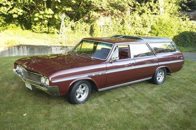 1964 Buick Sport Wagon