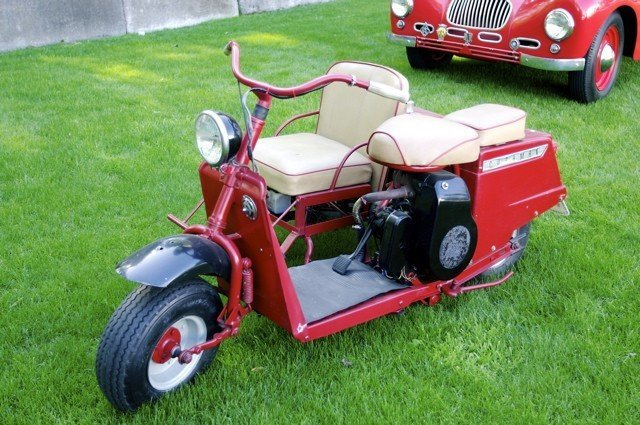 1959 Cushman Scooter