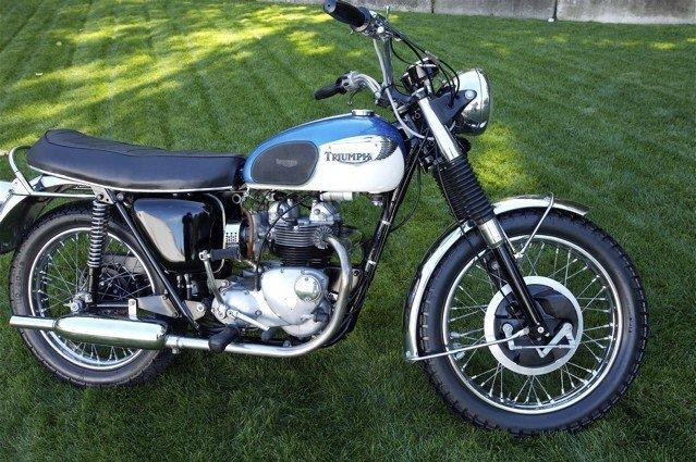 1973 Triumph 500