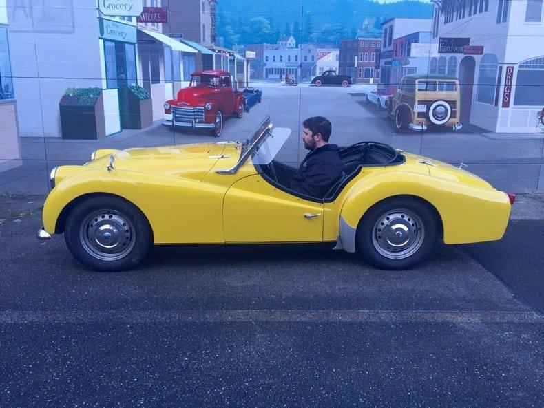 1962 Triumph TR