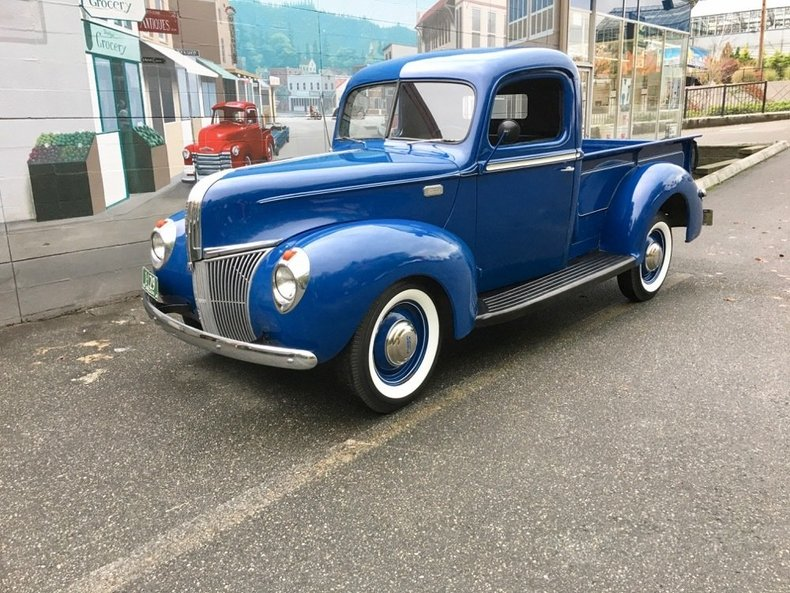 1941 Ford 1/2
