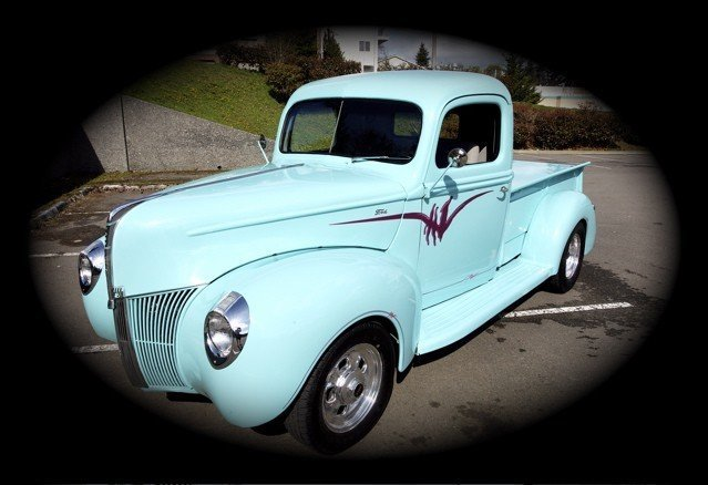 1940 Ford STREET