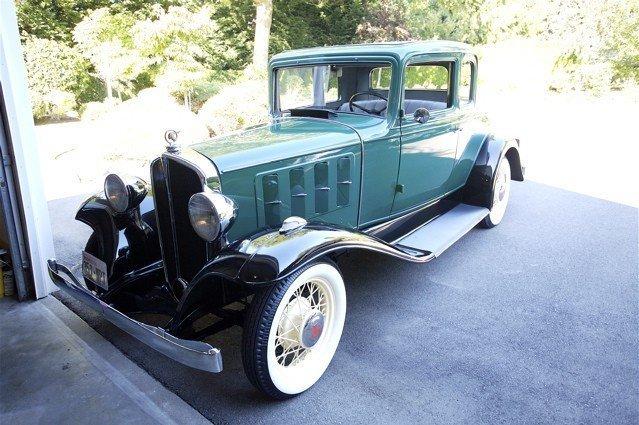 1932 Pontiac 5