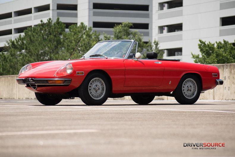 1971 1971 Alfa Romeo Spider For Sale