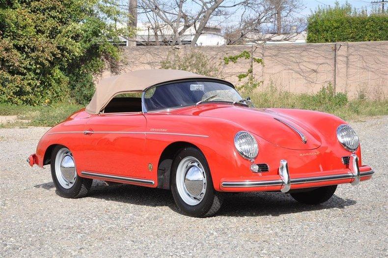 1956 1956 Porsche 356A For Sale