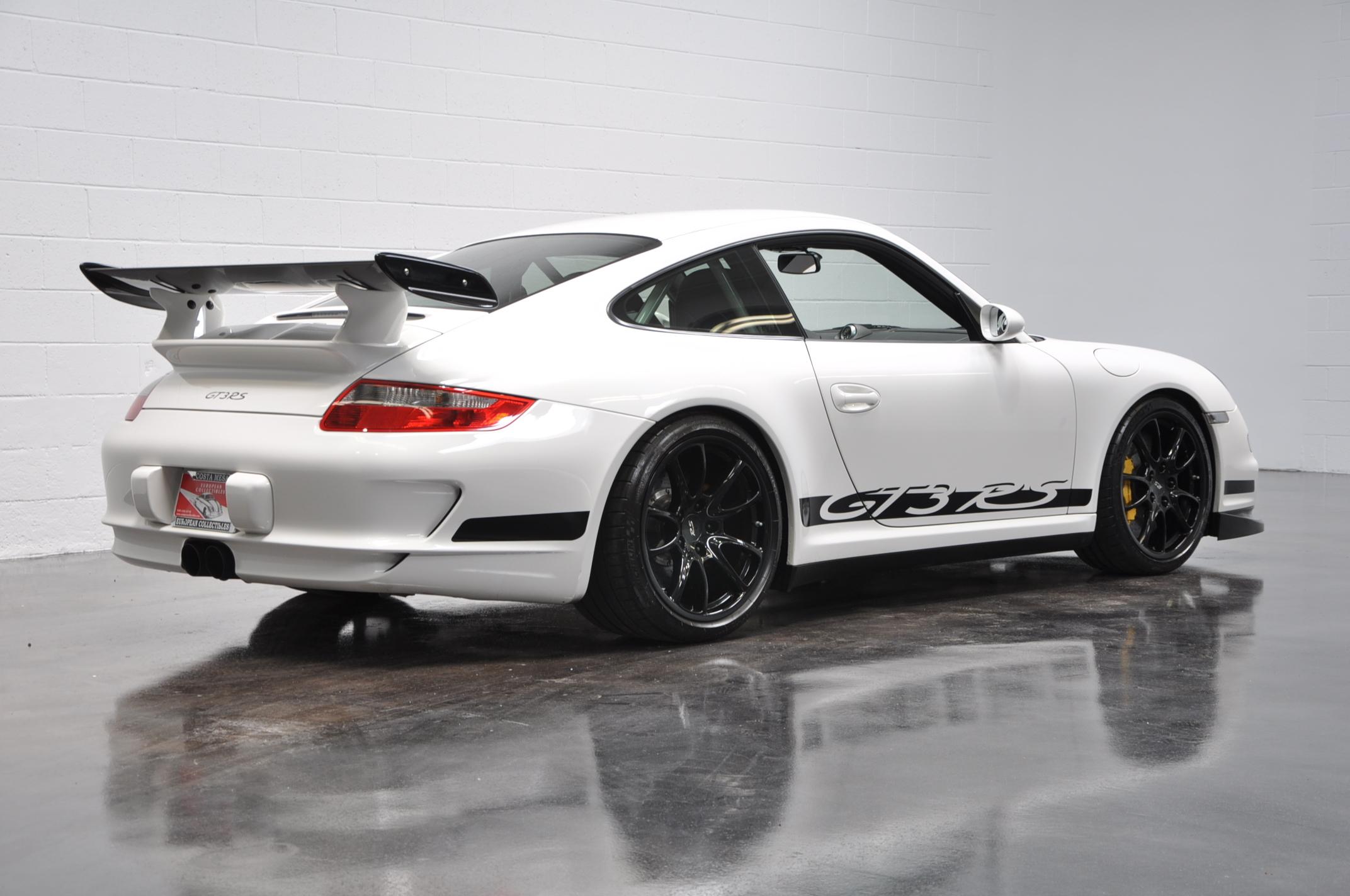 2007 Porsche Gt3 Rs European Collectibles