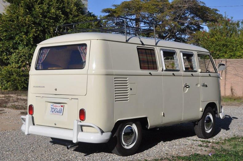1966 1966 Volkswagen Camper For Sale