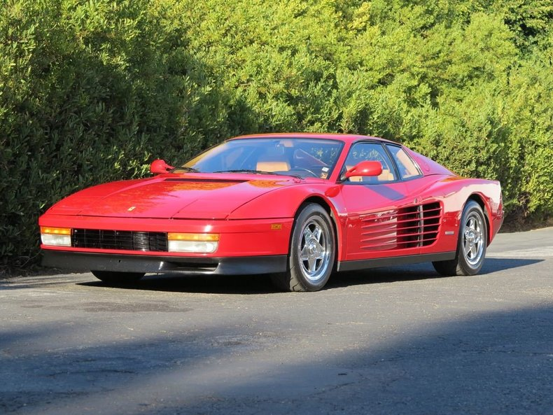 1988 1988 Ferrari Testarossa For Sale