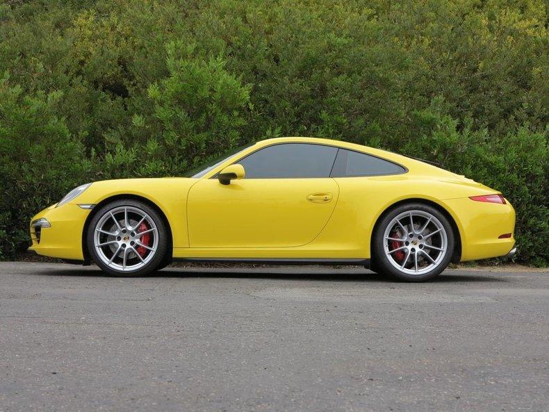 2015 2015 Porsche 911 For Sale