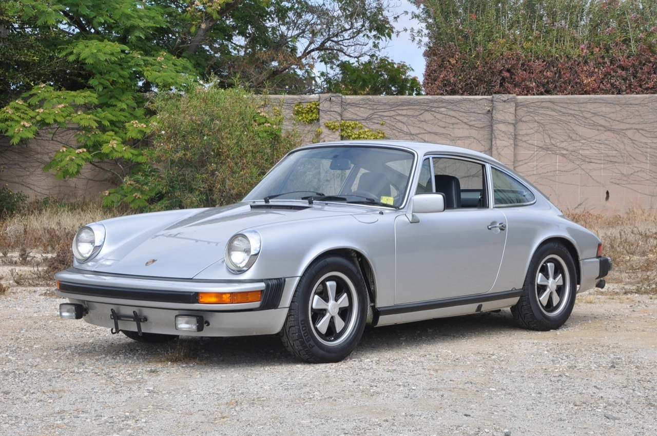 1976 Porsche 911 S Coupe | European Collectibles