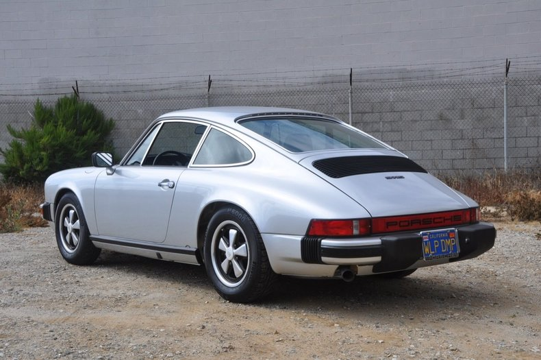 1976 1976 Porsche 911 S Coupe For Sale