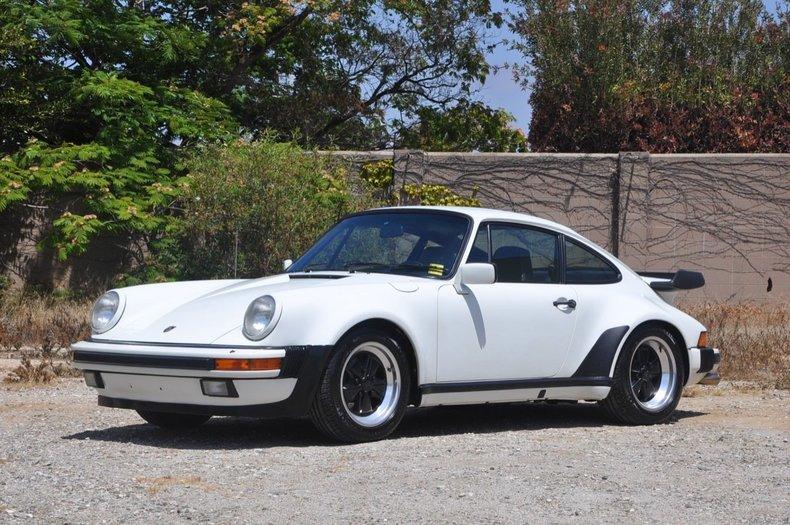 1984 Porsche M491 Carrera Coupe (Turbo Body)