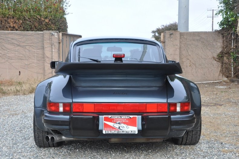 1987 1987 Porsche 930 Turbo Sunroof Coupe For Sale
