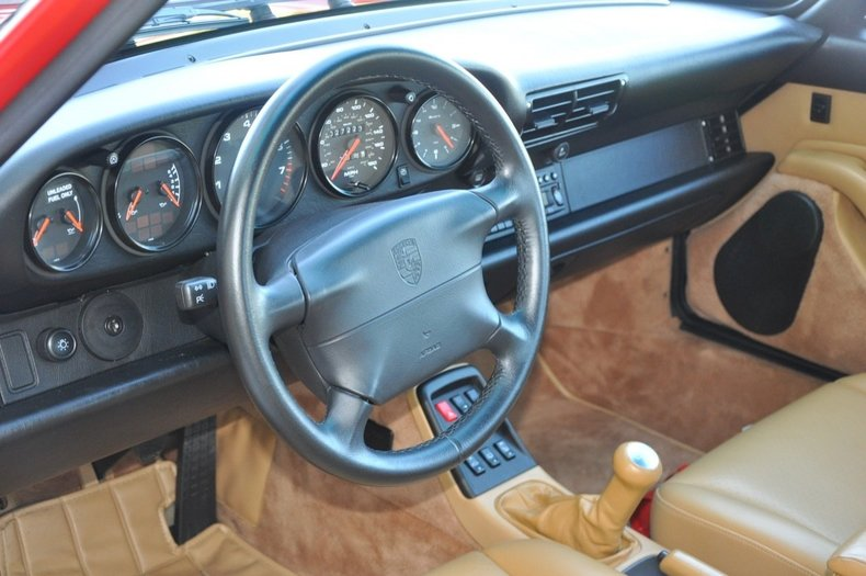 1996 1996 Porsche 993 C4S Coupe For Sale