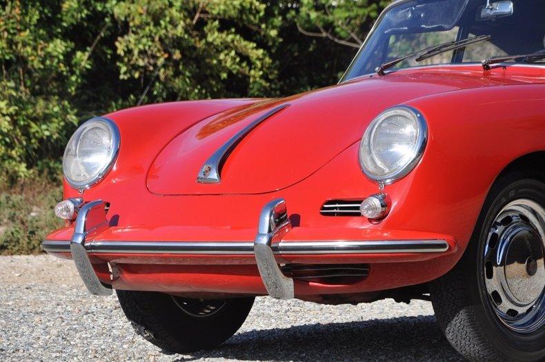 1964 1964 Porsche 356 C Coupe For Sale