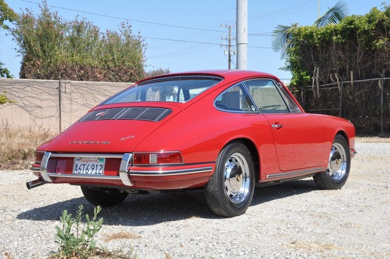 1966 1966 Porsche 912 Coupe For Sale