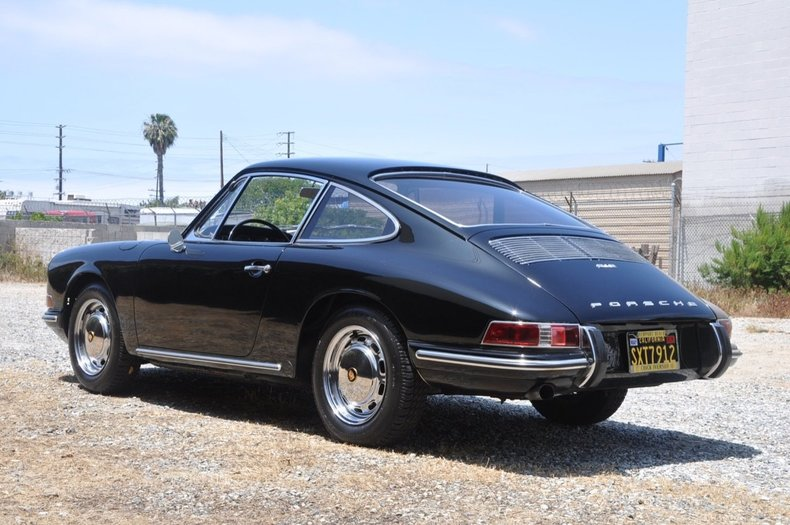 1967 Porsche 912 European Collectibles