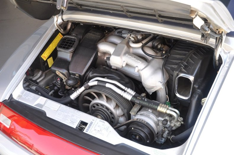 1997 1997 Porsche 993 Cabriolet For Sale