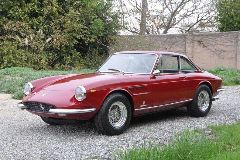 1967 Ferrari 330 GTC Values | Hagerty Valuation Tool®