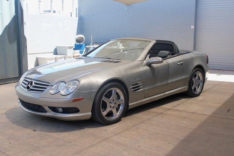 2006 Mercedes-Benz SL55