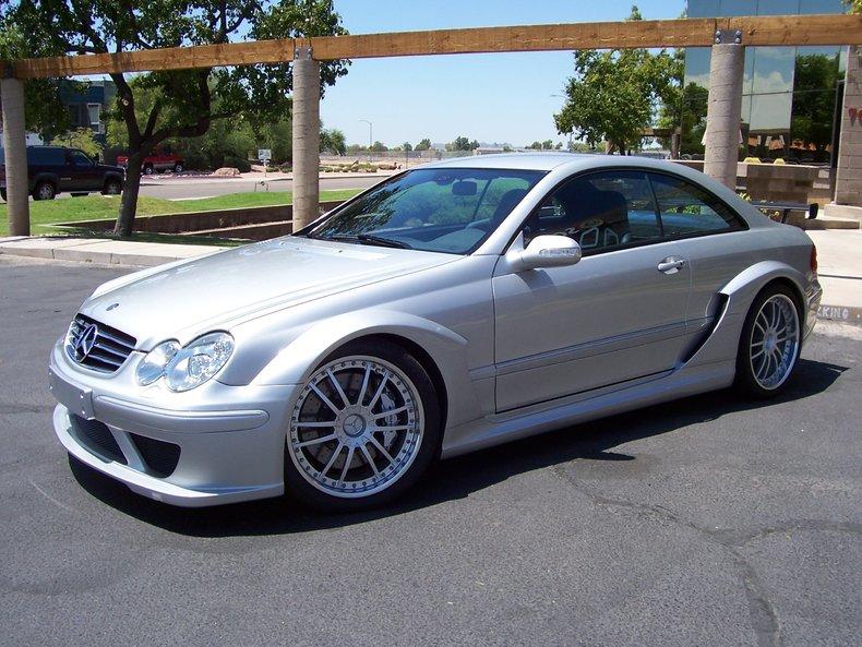 2005 Mercedes-Benz CLK-DTM