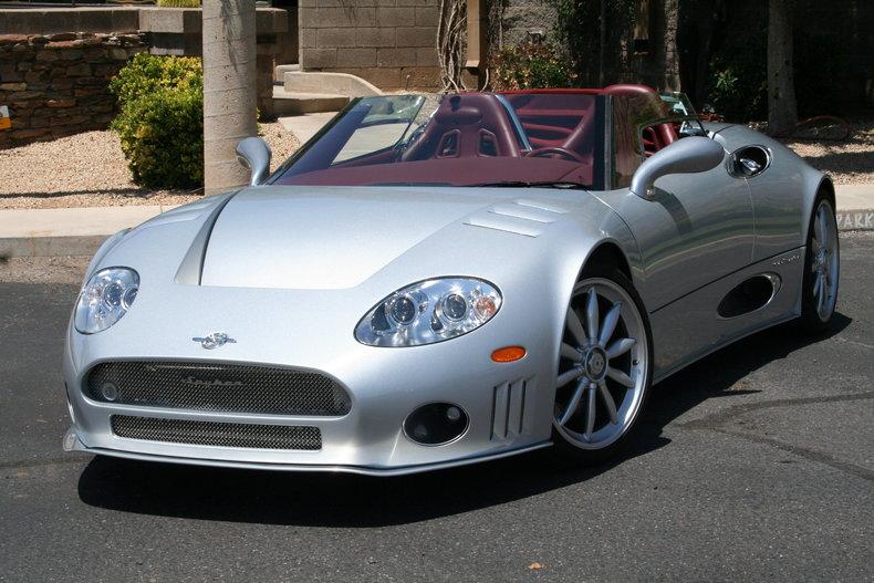 2006 Spyker C8
