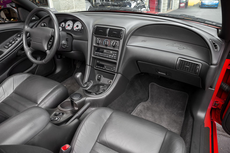 1999 1999 Ford Mustang For Sale