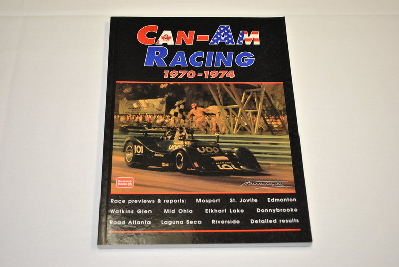 A Must Read For Fans of Can-Am Racing!