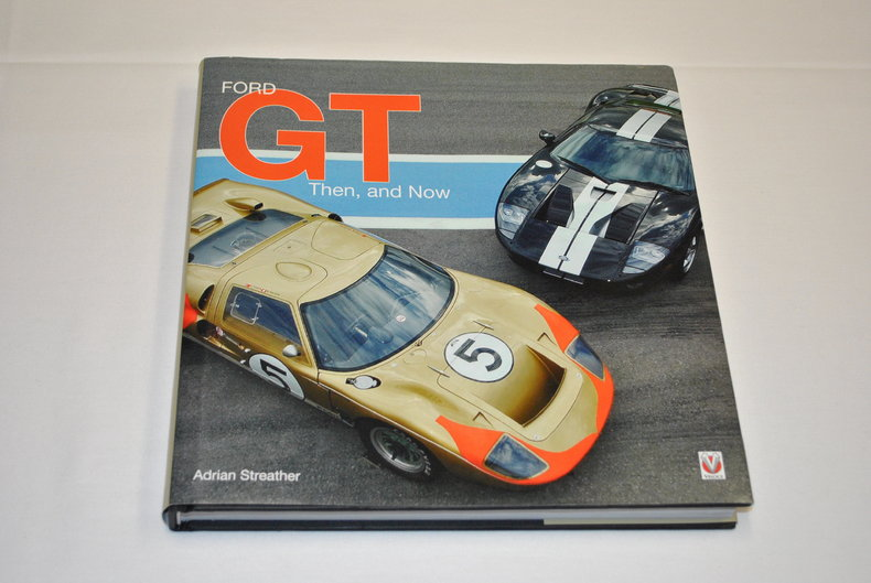 A Valuable and Entertaining Resource For Ford GT Enthusiasts!