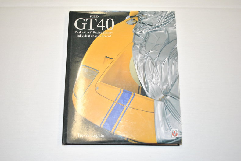 The Ultimate Resource For GT40 Enthusiasts!