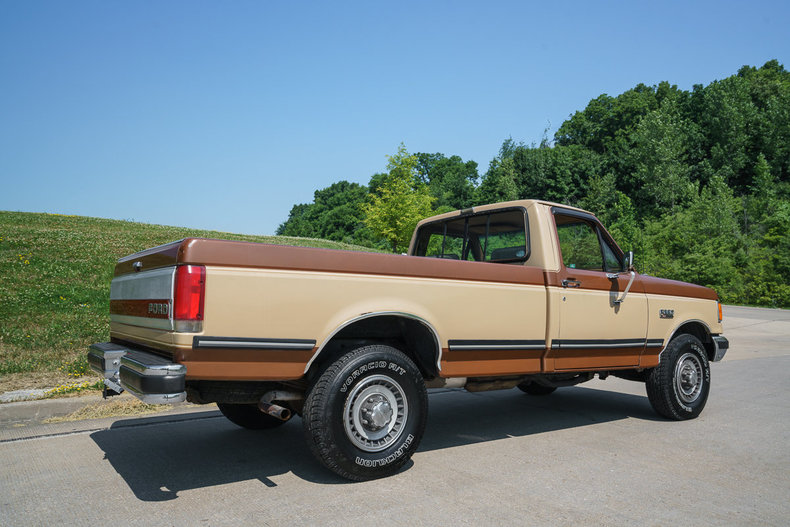 1989 Ford F250