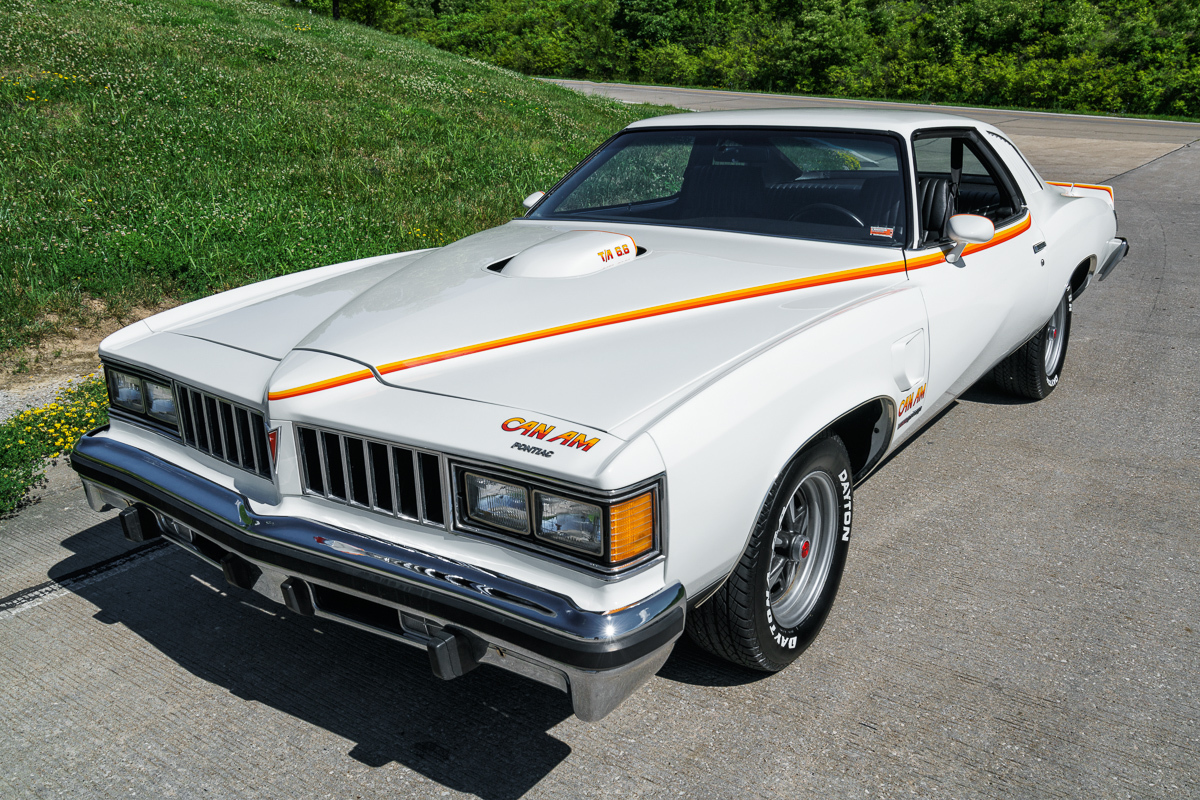 Can Am 1000 >> 1977 Pontiac Can Am | Fast Lane Classic Cars