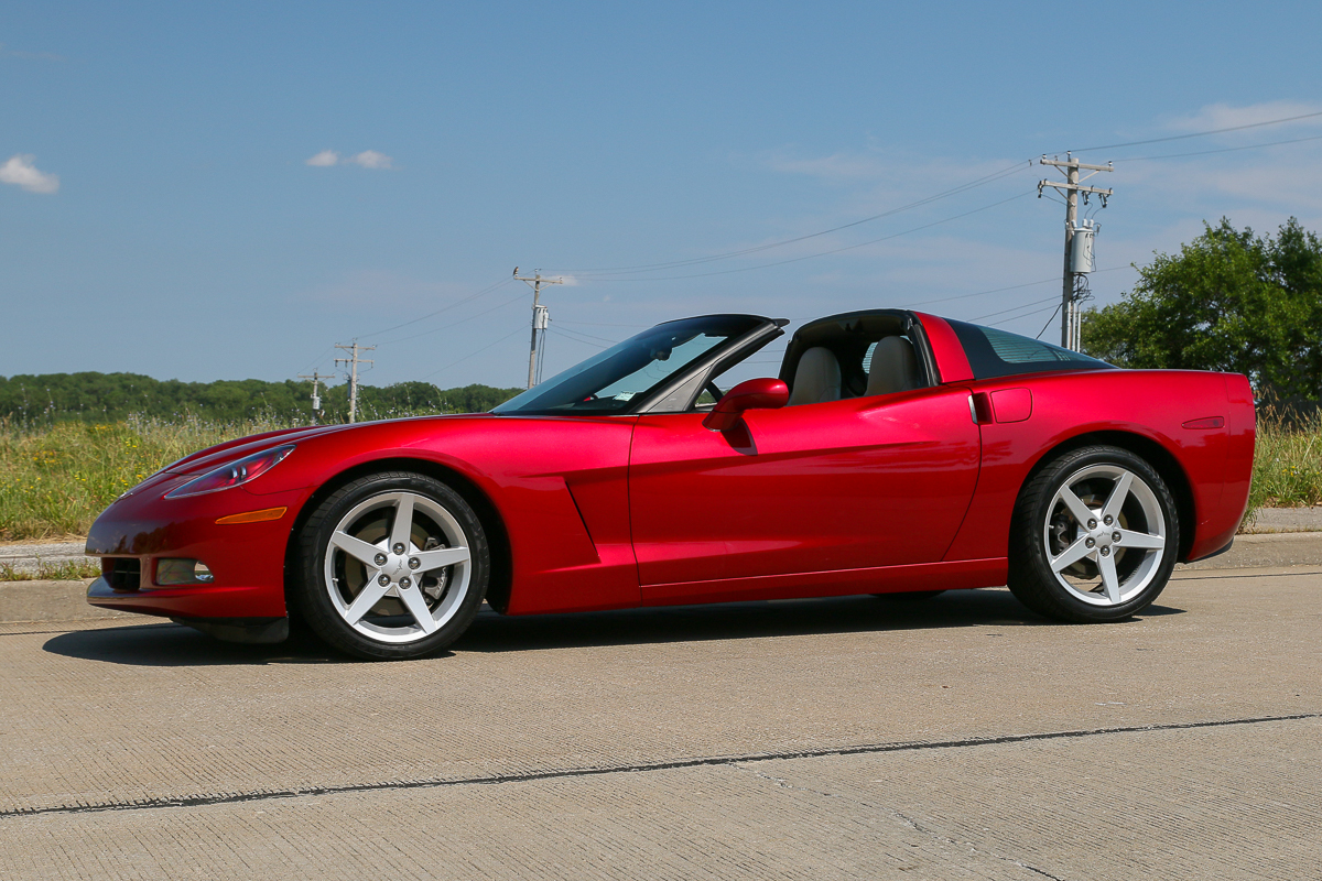 2005 chevrolet corvette fast lane classic cars. Black Bedroom Furniture Sets. Home Design Ideas