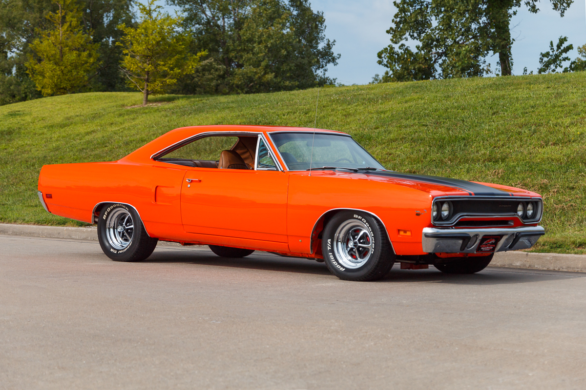 1970 Plymouth Road Runner Fast Lane Classic Cars