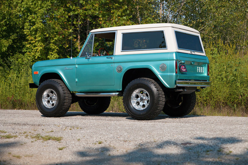 6 Door Truck >> 1977 Ford Bronco | Fast Lane Classic Cars
