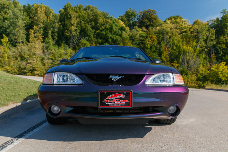 1996 Ford Mustang